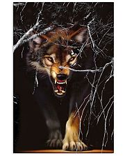 I LOVE WOLF 11x17 Poster front