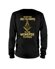 FREEMASON  Long Sleeve Tee thumbnail