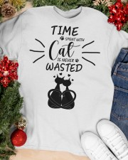 Cat Lover Classic T-Shirt apparel-classic-tshirt-lifestyle-front-81