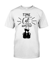 Cat Lover Classic T-Shirt front