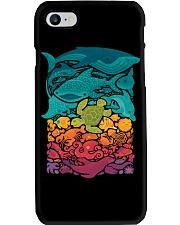 Sea Creatures Phone Case tile