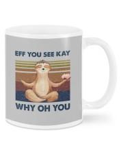 Eff You See Kay Why Oh You Mug front
