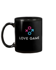 LOVE GAME Mug back