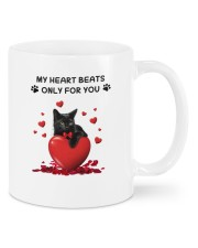 My Heart Beats Only For You  Mug front