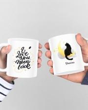 I Love You To The Moon And Back  Mug ceramic-mug-lifestyle-44