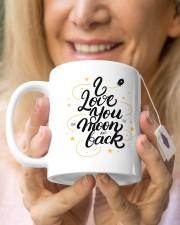 I Love You To The Moon And Back  Mug ceramic-mug-lifestyle-67