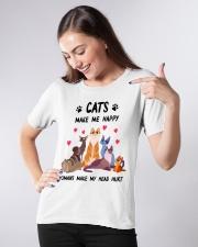 Cat Ladies T-Shirt apparel-ladies-t-shirt-lifestyle-front-09