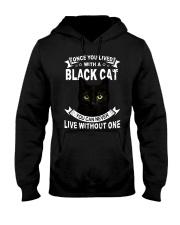Bombay cat Hooded Sweatshirt tile