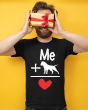 Dog Premium Fit Mens Tee apparel-premium-fit-men-tee-lifestyle-front-06