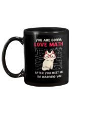 You Are Gonna Love Math Mug back