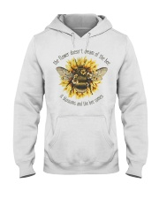 Test bee Hooded Sweatshirt front