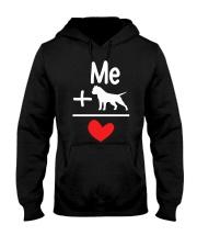 Dog and Me Hooded Sweatshirt tile