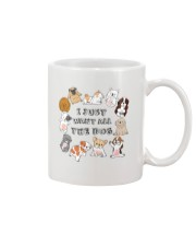 I Just Want All The Dog Mug front
