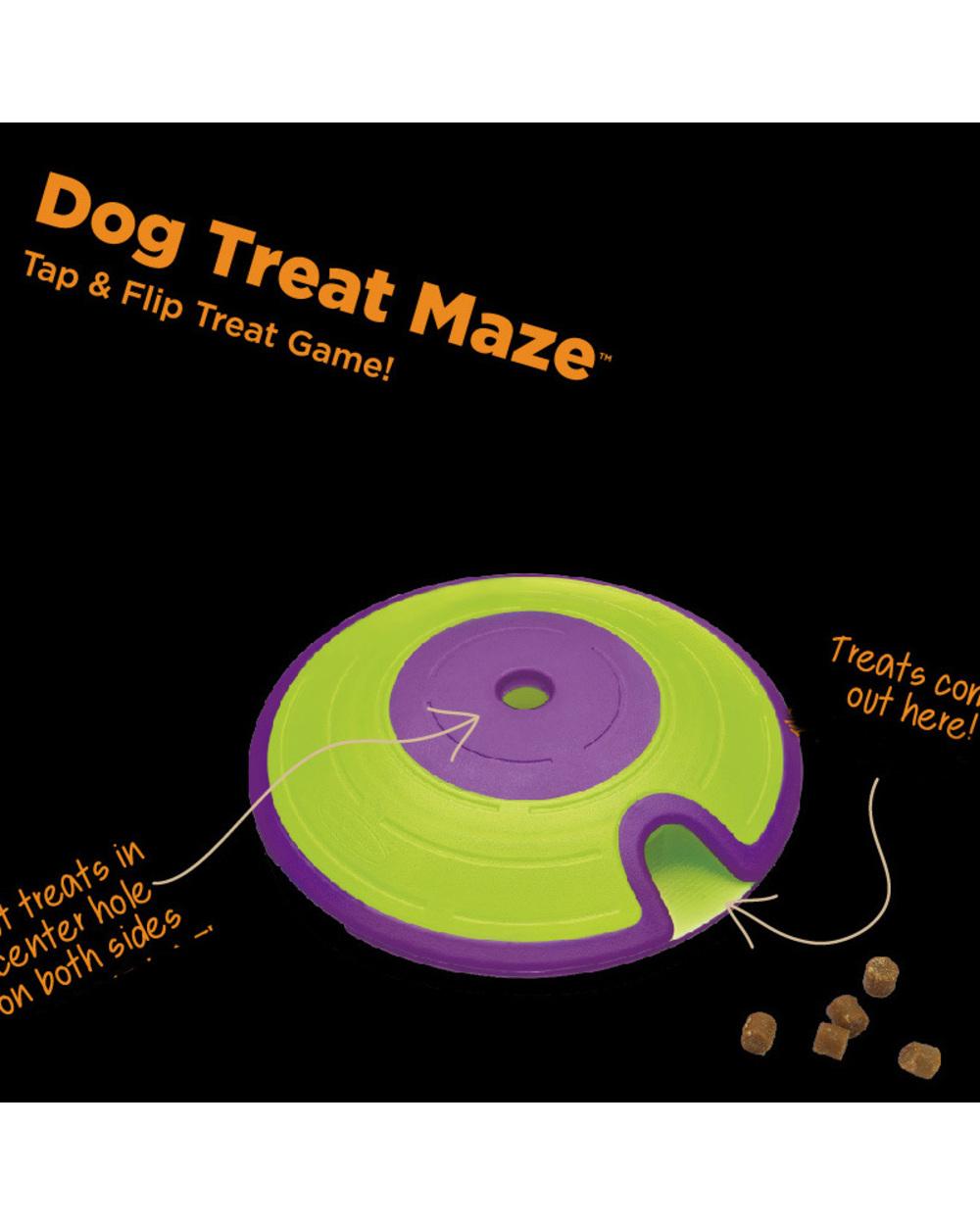 Dog Treat Maze Dog Treat Maze 1