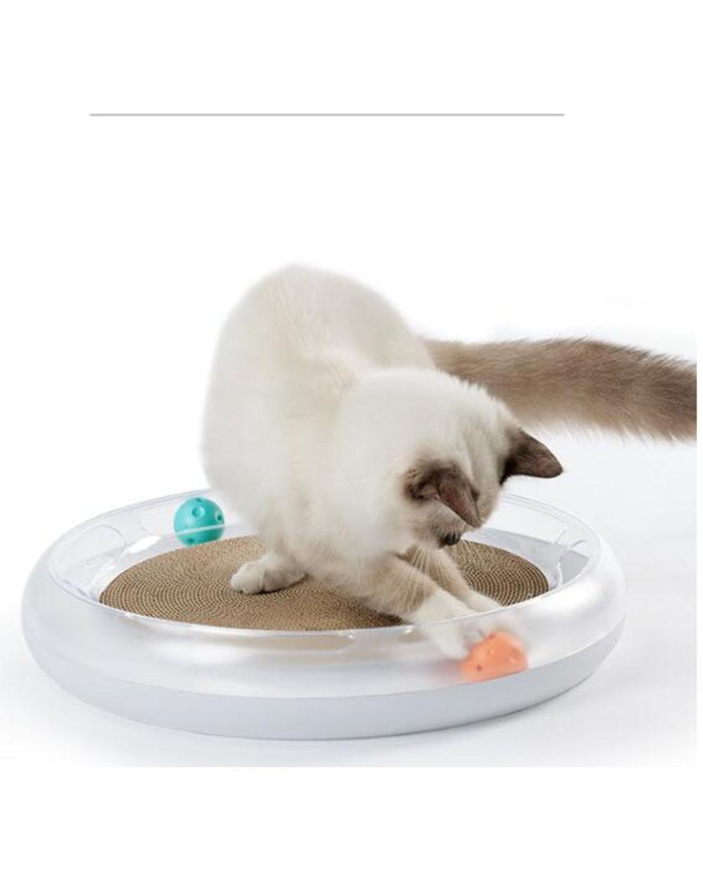 Cat Scratch Toy Cat Toy Scratcher 1