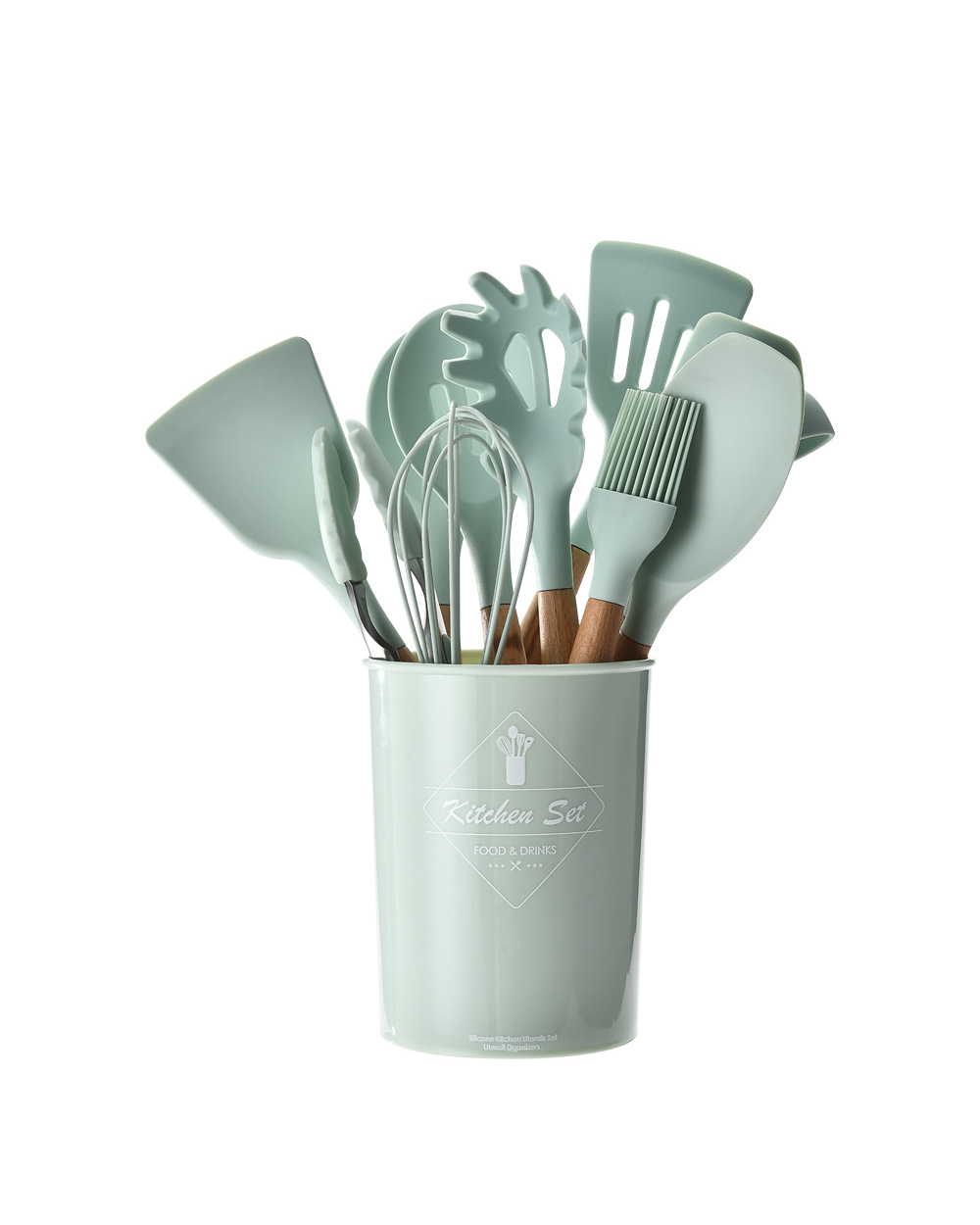 Silicone Cooking Utensils  Silicone Cooking Utensils 3
