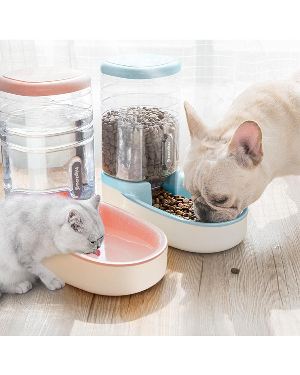 Automatic Pet Feeder Pet Water Dispenser 1