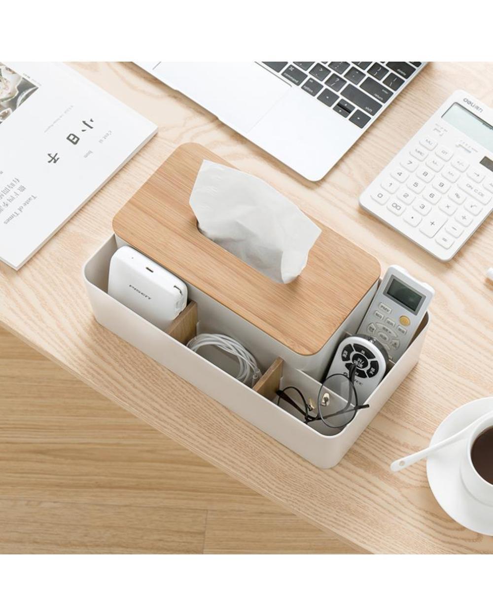 Desktop Storage Box  Desktop Storage Box 1