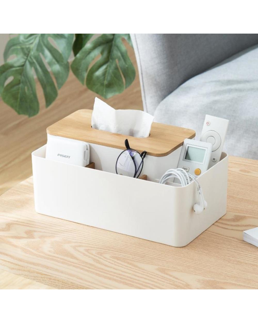 Desktop Storage Box  Desktop Storage Box 3