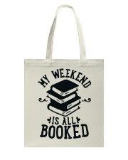 PERFECT FOR BOOK READER Tote Bag front
