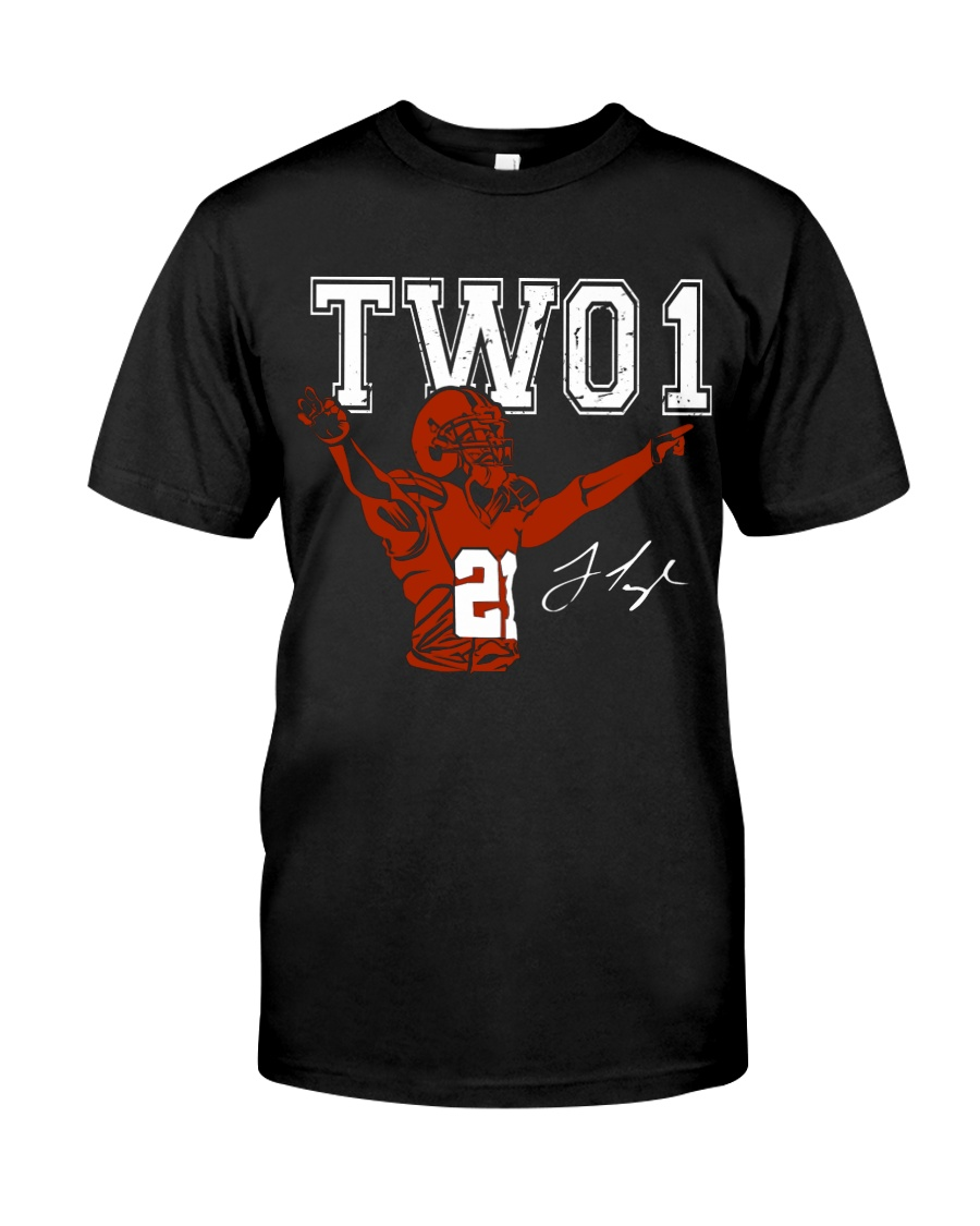 TWO1: Jamar Taylor limited edition Tee Classic T-Shirt