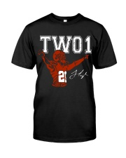 TWO1: Jamar Taylor limited edition Tee Classic T-Shirt front