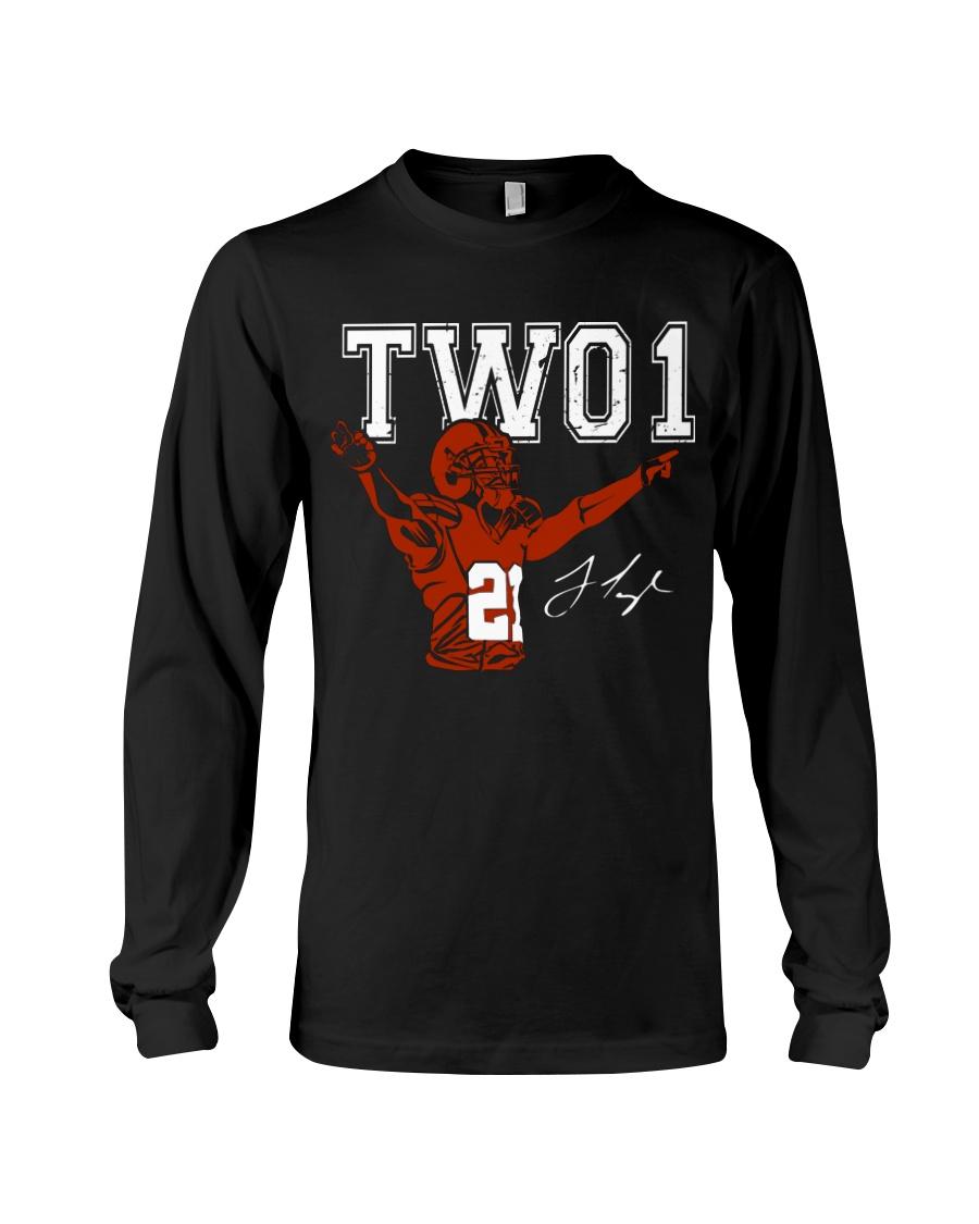 TWO1: Jamar Taylor limited edition Tee Long Sleeve Tee