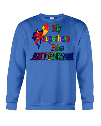 My Superhero Has Autism