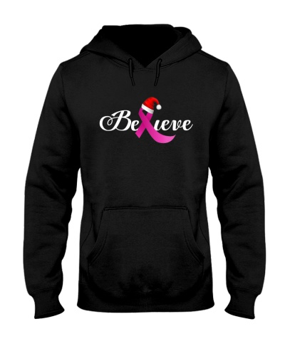 Limited Edition-breast cancer believe shirts