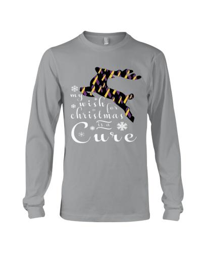 Limited Edition-bladder cancer believe shirts