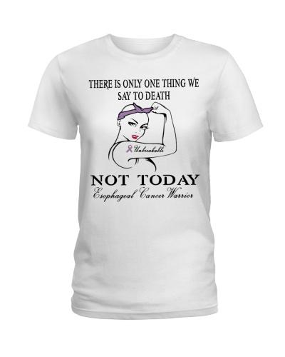 Esophageal stronger women unbreakable t shirt