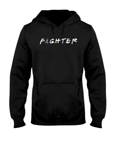 limited time-Brain cancer fighter t shirt