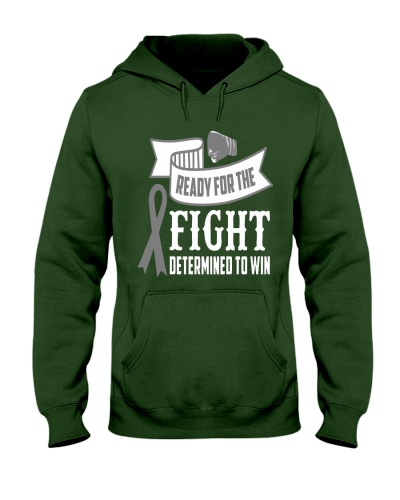 Limited Edition-brain cancer fight shirt