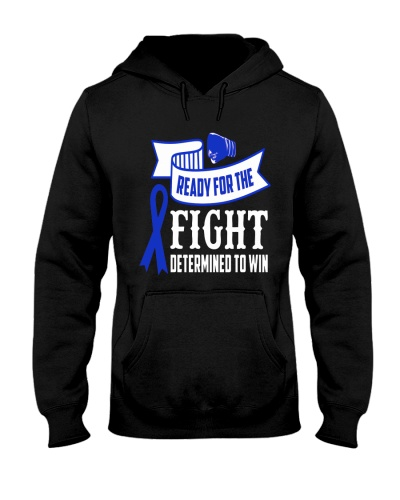 Limited Edition-colon rectal cancer fight shirt