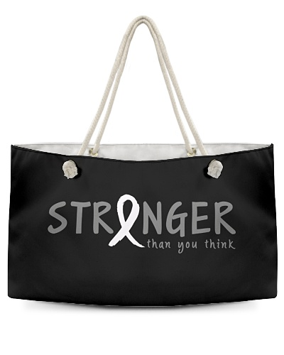 Lung cancer stronger than you think gifts