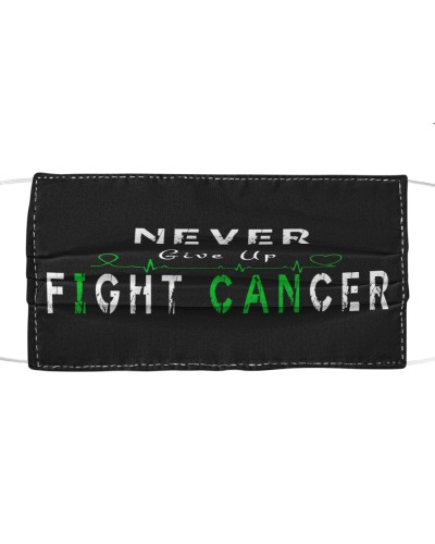LIMITED TIME-Green ribbon cancer FIGHT CANCER gift