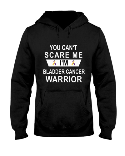 Limited Edition- bladder cancer warrior shirts