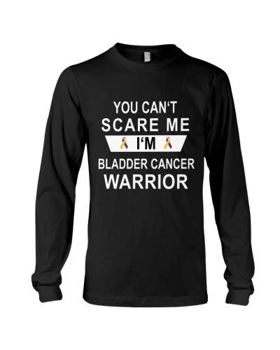 Limited Edition- bladder cancer warrior shirts