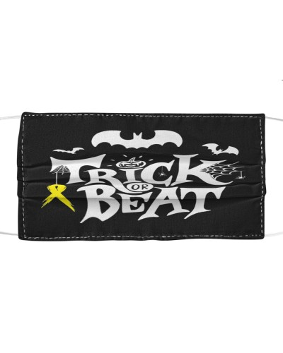 limited time-treak or beat yellow cancer ribbon