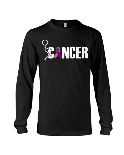 limited time - fuck thyroid cancer  shirt