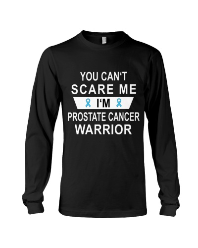 Limited Edition-prostate cancer warrior shirts