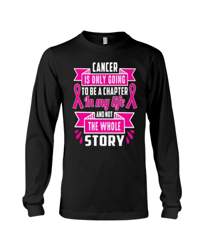 Limited Edition-breast cancer story shirt