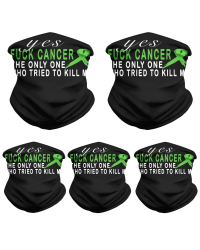 limited time-Green ribbon cancer Fuck cancer gifts