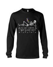 Limited Edition-bladder cancer shirts Long Sleeve Tee front