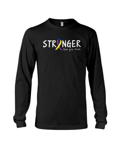 Bladder cancer stronger than you think