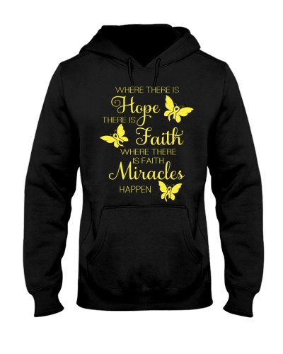 LIMITED TIME-yellow ribbon hope fight miracle