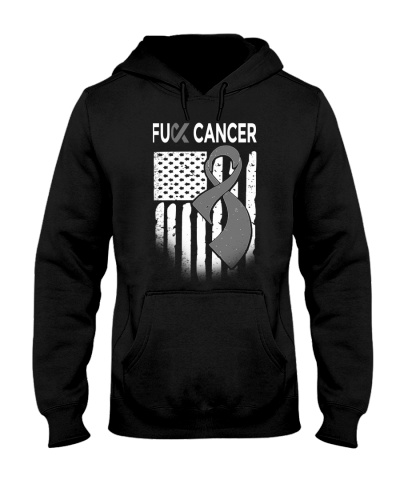 fuck brain cancer with us flag leggings and tees