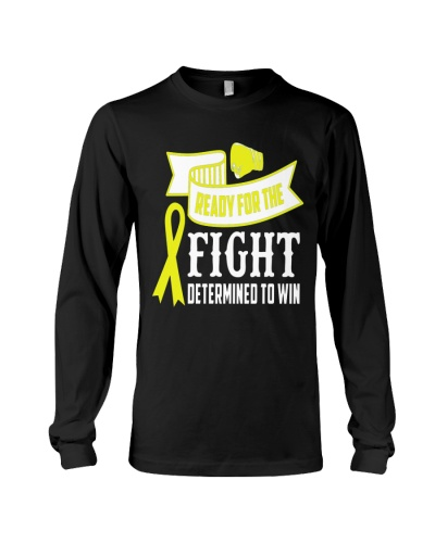 Limited Edition-sarcoma cancer fight shirt
