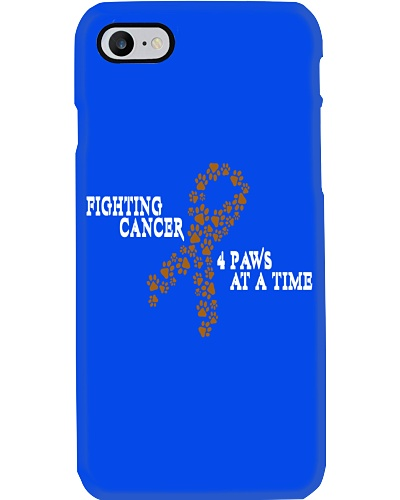 Fighting cancer 4 paws at a time-canine Cancer