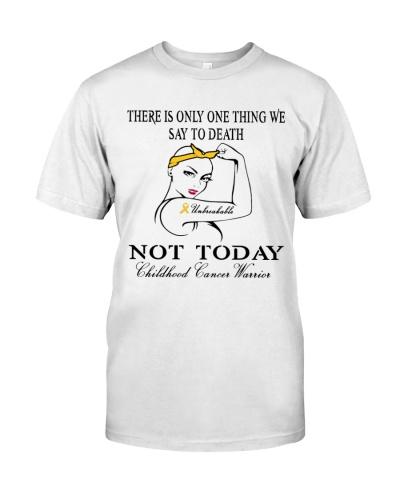 Childhood stronger women unbreakable t shirt